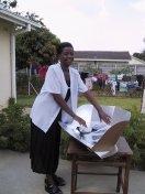 African solar oven vendor