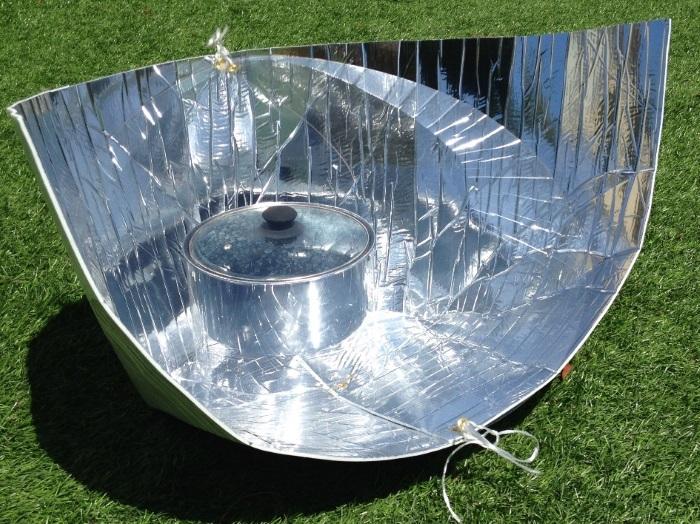 Haines Solar Panel