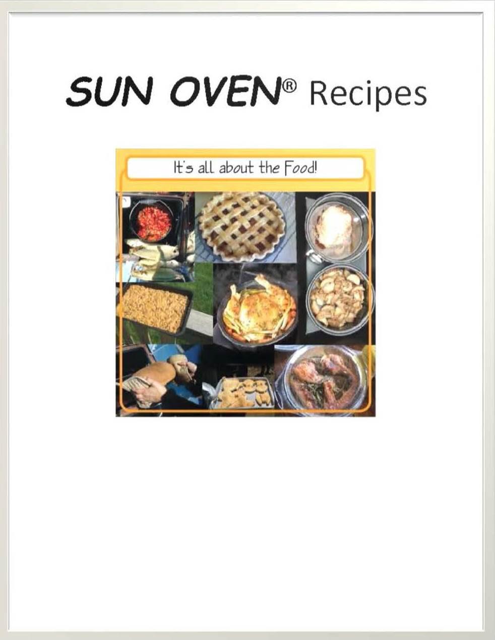 Heaven Sent Food Cook Book