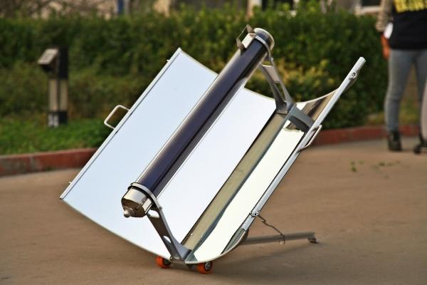 Himin Solar Oven Evacuated Tube Design