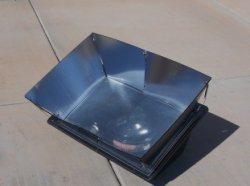 SOS Sport Solar Oven with Reflectors