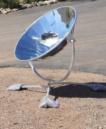 Sun Power Cooker