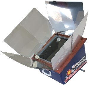 SOS Sport Solar Oven