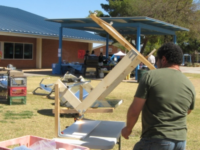 Solar Cooking Phoenix