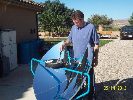 SolSource Solar Cooking