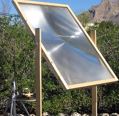 Build Your Solar Cooker Solar Cooker At Cantina West