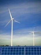 wind,solar powe