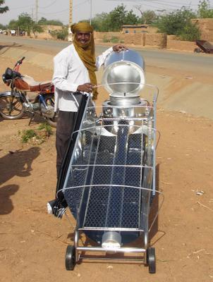 The Blazing Tube Solar Appliance