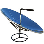 Solar Parabolic Cooker_Solar Burner
