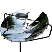 CKI Steel Parabolic