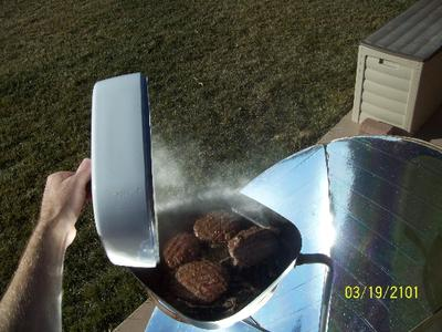 Solar Burgers