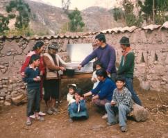 Solar Cooking, Peru