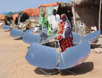 Parabolic Cookers in Somalia