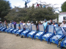 Solar Box Cookers in Bolivia