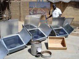 Solar Cookers, Africa