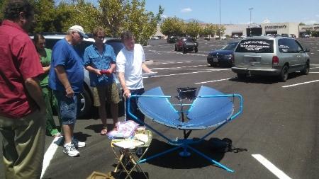 SolSource Parabolic in St. George, Utah