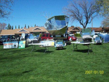 Villager Sun Oven