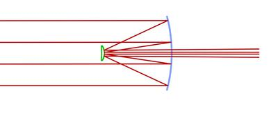 ray traced