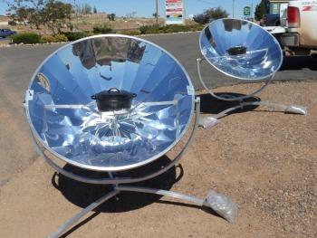 Sun Power Cooker