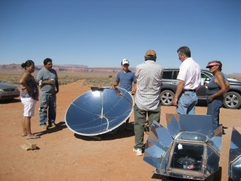 Navajo Reservation Project