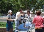 parabolic sun oven