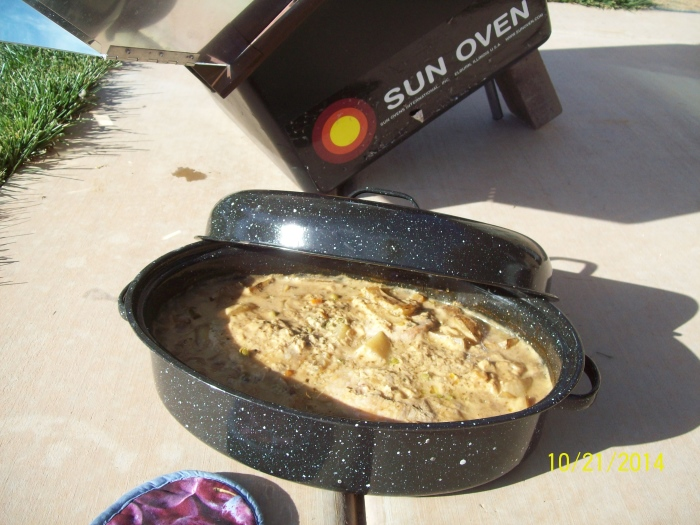 Solar cooking archive and blog a thick hearty and flavorful pork stew for a cool fall afternoon forumfinder Image collections