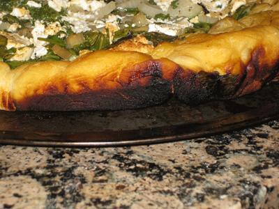 Burned Crust