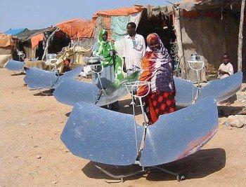 Parabolic Cookers in Somalia