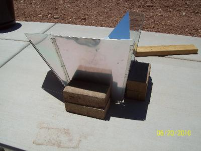 Brick Stabilized Hot Pot