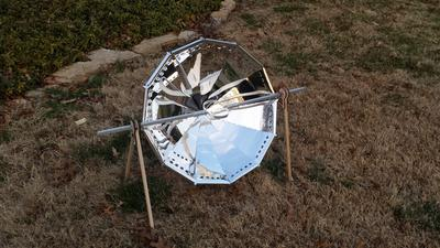 Sun Juicer Parabolic