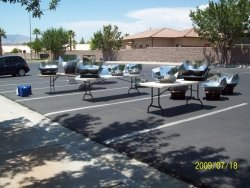 Many Solar Cookers