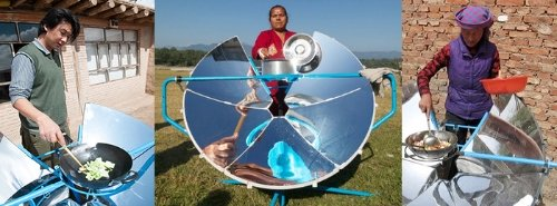 SolSource Parabolic in the Himalayas