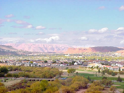 Solar Cooking in St. George, Utah